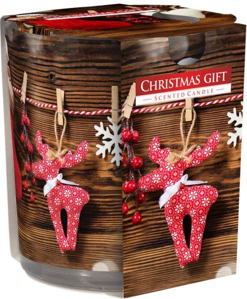 Vonná svíčka ve skle – Christmas gift