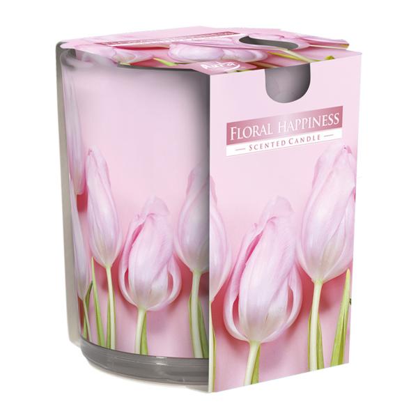 Svíčka vonná ve skle – Floral Happiness